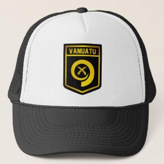 Vanuatu Emblem Trucker Hat