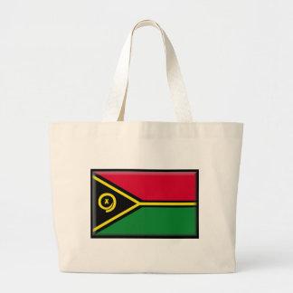 Vanuatu Flag Bag