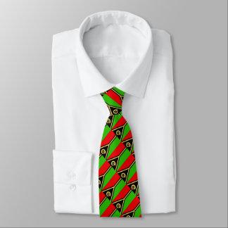Vanuatu Flag Tie