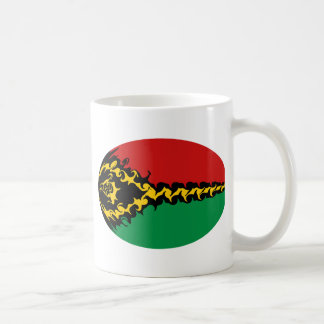 Vanuatu Gnarly Flag Mug