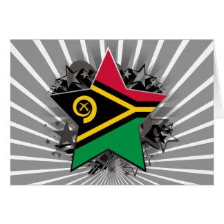Vanuatu Star Card