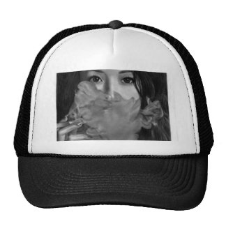 Vape Lady Smoking Hot Design Cap