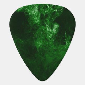 Vapor Green Guitar Pick