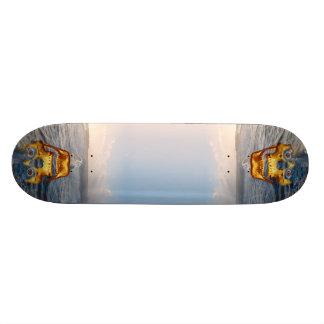 Vapor Head-Pro Skate Board
