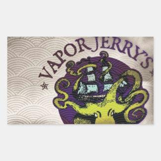 Vapor Jerry's Stickers