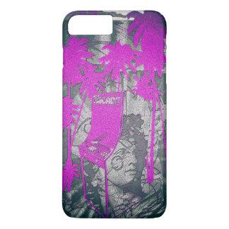 Vaporwave アーケード iPhone 8 plus/7 plus case