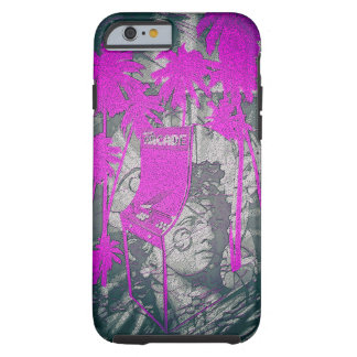Vaporwave アーケード tough iPhone 6 case