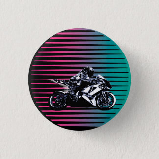 Vaporwave Moto Button