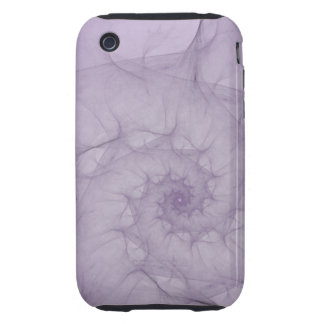 Vapours Abstract Fractal Art iPhone 3 Tough Cover