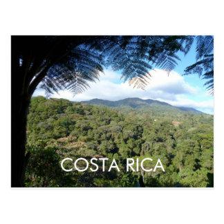 Vara Blanca, Heredia, Costa Rica Postcard