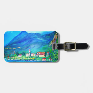Varenna, Luggage Tag
