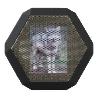 vargvrål black bluetooth speaker