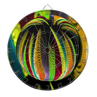 Variation ColoursI in Ball Dartboard