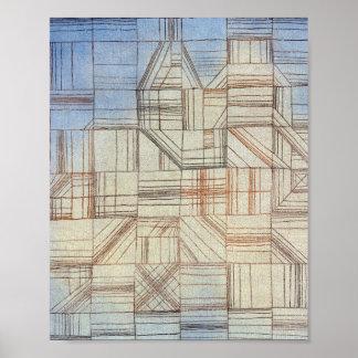 Variations : Paul Klee 1927 Poster