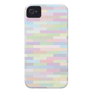 varicolored pattern iPhone 4 case