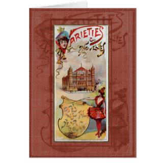 Varieties & Novelties Card