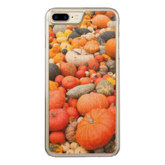 Variety of squash for sale, Germany Carved iPhone 8 Plus/7 Plus Case