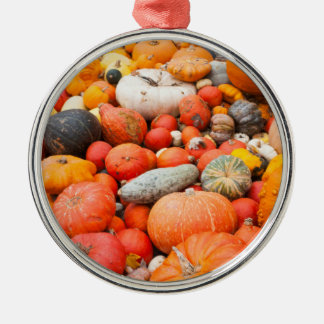 Variety of squash for sale, Germany Metal Ornament