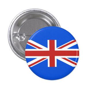 Various Color Union Jack 3 Cm Round Badge