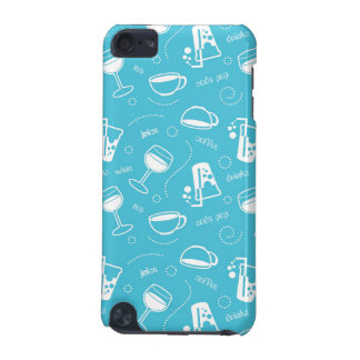 Various drinks iPod touch (5th generation) cases