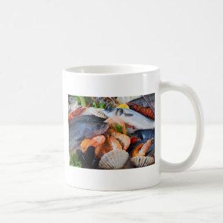 Various Seafood Mug