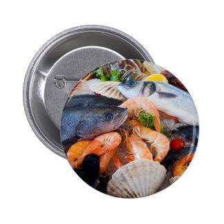 Various Seafood Pins