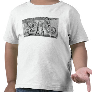 Various types of Agricultural Machinery T-shirt