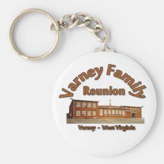 Varney Reunion Key Chain