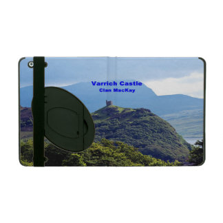 Varrich Castle iPad Folio Case