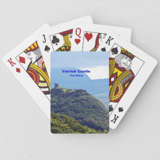 Varrich Castle Playing Cards