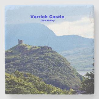 Varrich Castle Stone Coaster