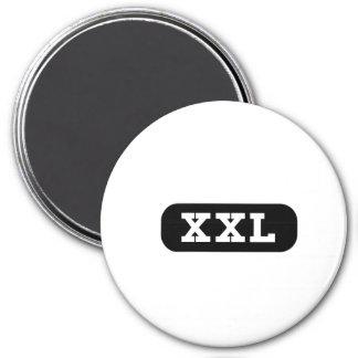 Varsaty XXL Drinking 7.5 Cm Round Magnet