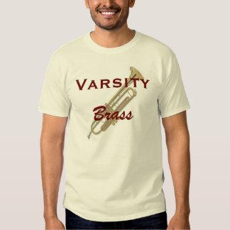 Varsity Brass T-shirts