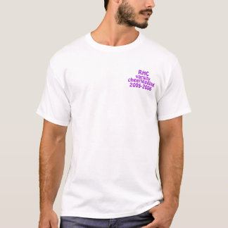 varsity cheerleading T-Shirt