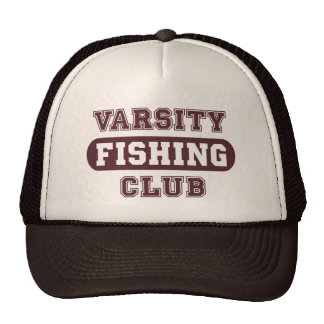 Varsity Fishing Club Cap