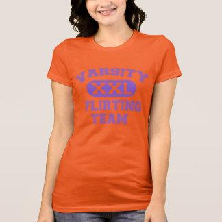 VARSITY FLIRTING TEAM T-Shirt