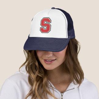Varsity Letter S Trucker Hat