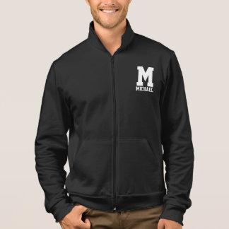 Varsity Letterman Monogram Jacket