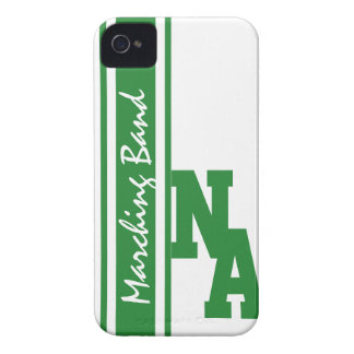 Varsity Letters Marching Band iPhone 4 Covers