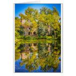 Varsity Pond, University of Colorado Boulder