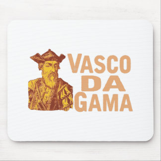 Vasco Da Gama Mouse Pad