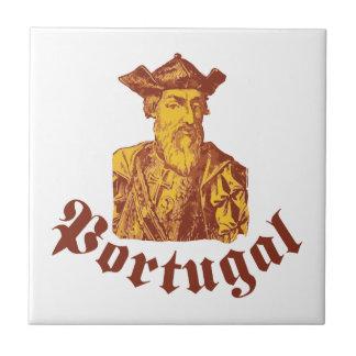 Vasco Da Gama Portugal Ceramic Tile