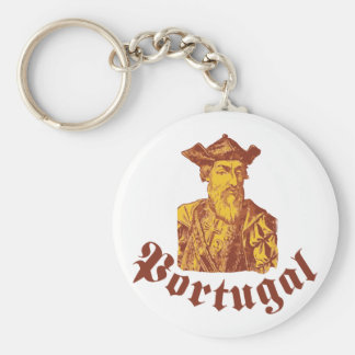 Vasco Da Gama Portugal Key Ring