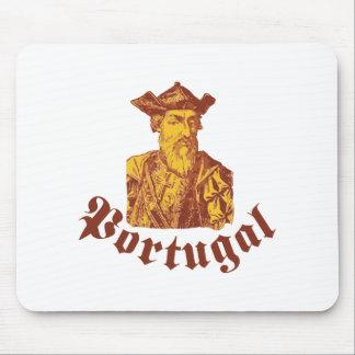 Vasco Da Gama Portugal Mouse Pad
