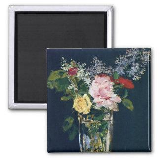 Vase de Fleurs Fine Art Magnet Refrigerator Magnets