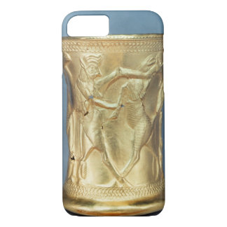 Vase decorated with mythological creatures, Persia iPhone 7 Case