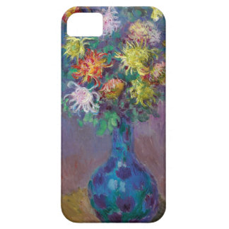 Vase of Chrysanthemums Claude Monet Barely There iPhone 5 Case