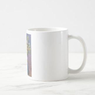 Vase of Chrysanthemums Claude Monet Coffee Mug