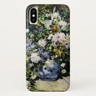 Vase of Flowers iPhone X Case
