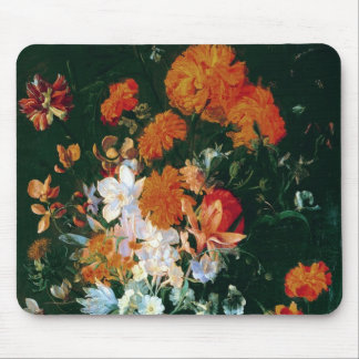 Vase of Flowers Mouse Pad